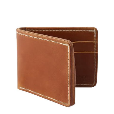 Utility Bifold Shell Cordovan - Natural