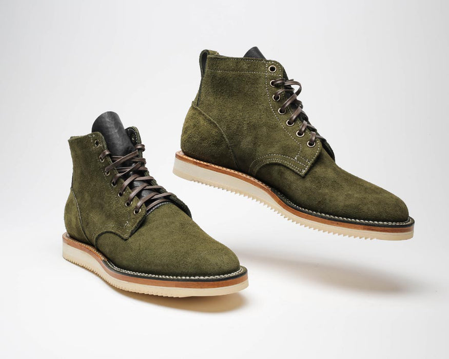 Service Boot Hunter Green Taurus RO