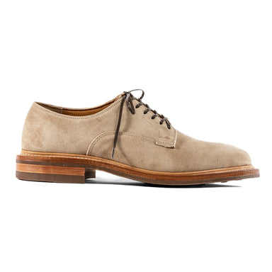 Derby Shoe CF Stead Guacho Calf Suede