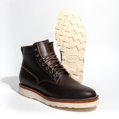 Scout Boot Horween Brown Waxed Flesh 2030