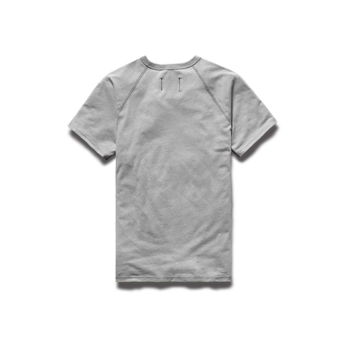 Knit Copper T-Shirt - H. Grey