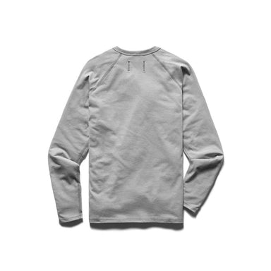 Kit Copper Longsleeve Tee - H. Grey