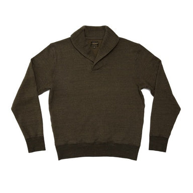 Shawl Pullover Olive