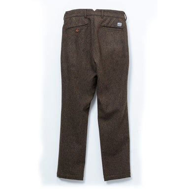 Melton Trousers Brown