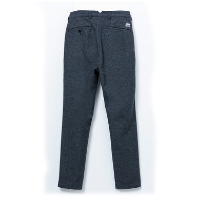 Twill Herringbone trousers Gray