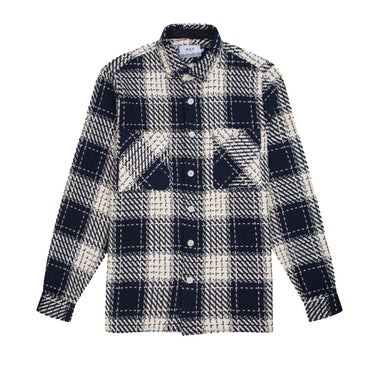 Whiting Overshirt Marine Beatnik