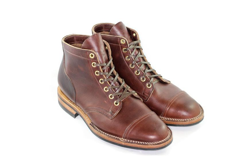 Service Boot brown CXL - Unstructured Toe
