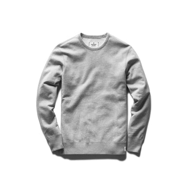 RC midweight crewneck pullover - h.grey