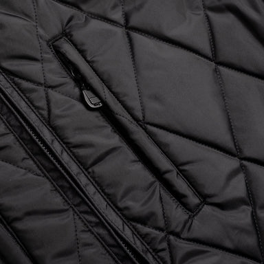 Primaloft® Gold Quilted Rider's Jacket - IHJ-38 - Black