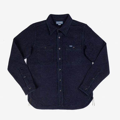 14oz Kersey Work Shirt - Indigo