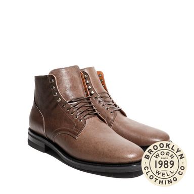 Service Boot Maryam Brown Washed Camel 2030