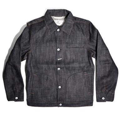 Supply Jacket Cryptic Indigo