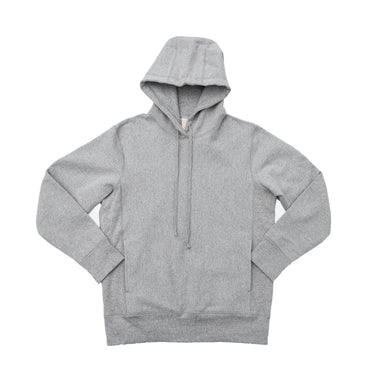 HPO Heavy Weight Pullover Hoody Heather Grey