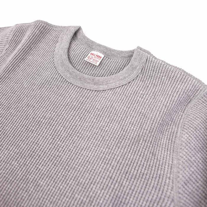 Thermal  Long Sleeve Grey