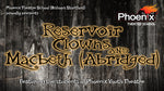PTS Bishop's Stortford Youth Theatre - Reservoir Clowns & Macbeth Tickets 8/12/19