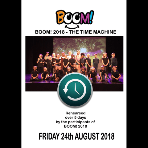 Boom – The Time Machine (2018)