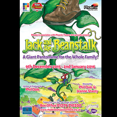 Jack and the Beanstalk (2015)
