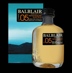 Balblair 2005 Miniature (5 cl)