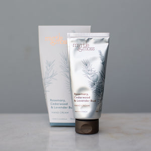 HAND CREAM- Myrtle and Moss