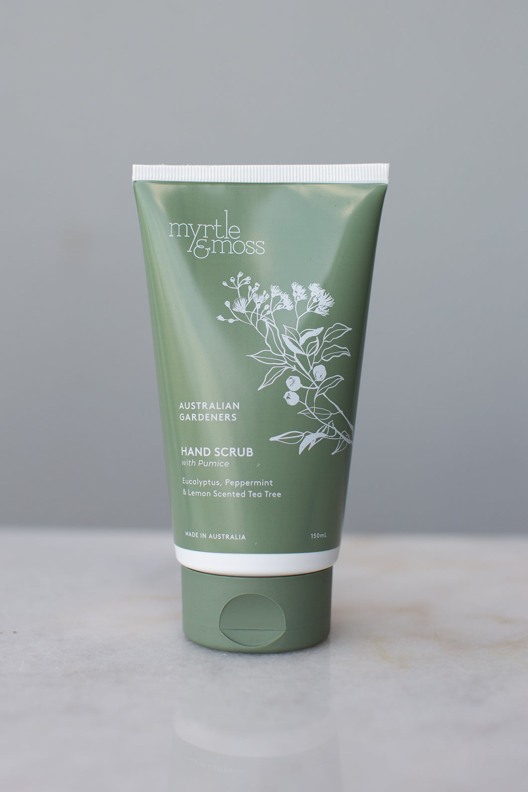 HAND SCRUB- Myrtle and Moss