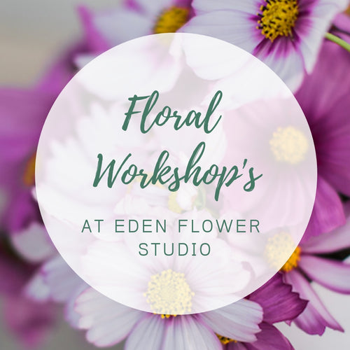 DRIED BOUQUET WORKSHOP SEPTEMBER 24th 2020