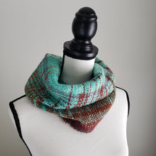 Load image into Gallery viewer, 028 Half Cowl | Seafoam Earth