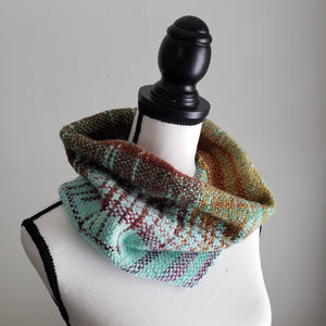 030 Half Cowl | Seafoam Earth