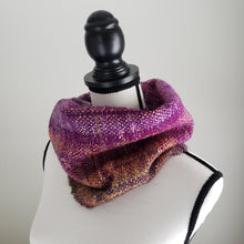 Load image into Gallery viewer, 035 Half Cowl | Purple Earth