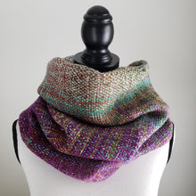 Load image into Gallery viewer, 037 Cowl | Purple Earth