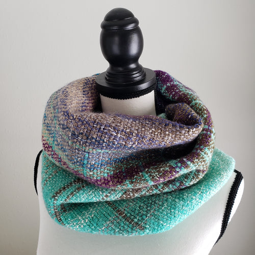 038 Cowl | Seafoam Earth