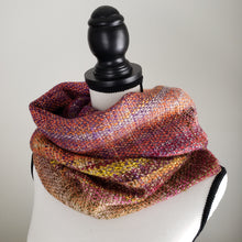 Load image into Gallery viewer, 043 Cowl | Pink Yellow Earth