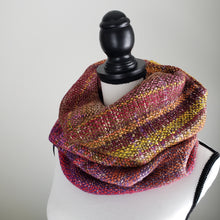 Load image into Gallery viewer, 046 Cowl | Purple Orange Earth