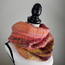 Load image into Gallery viewer, 048 Cowl | Pink Orange Earth