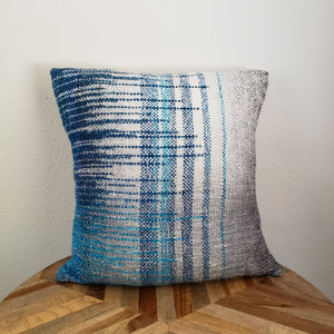 Pillow | Blue Grey | Slip Cover only, 18x18