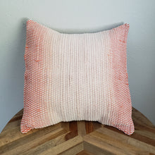 Load image into Gallery viewer, Pillow | Peach Ombre | Slip Cover only, 18x18