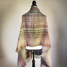 Load image into Gallery viewer, 001 Beachgrass | Handwoven Blanket Scarf and Shawl