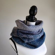 Load image into Gallery viewer, 083 Cowl |  Blue Grey