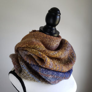 079 Cowl | Blue Earth
