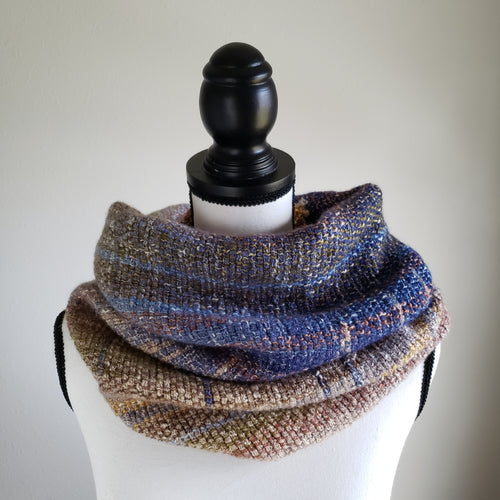 078 Cowl | Blue Earth