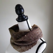 Load image into Gallery viewer, 073 Half Cowl | Grey Earth