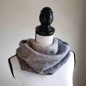 071 Half Cowl | Blue Earth