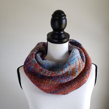 Load image into Gallery viewer, 069 Half Cowl | Blue Orange