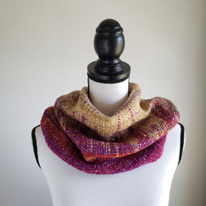 063 Half Cowl | Purple Earth