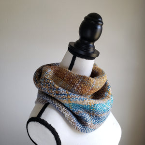 061 Half Cowl | Blue Earth
