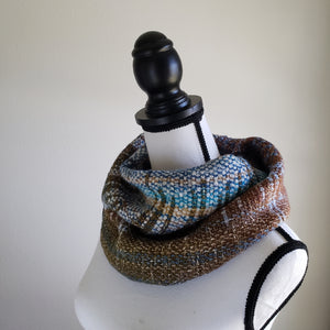 059 Half Cowl | Blue Earth