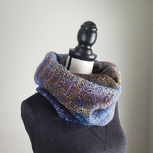 Load image into Gallery viewer, 086 Cowl | Blue Gray Earth