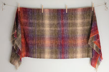 Load image into Gallery viewer, Sequoia Sunset | Handwoven Blanket Scarf
