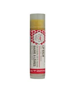 24 x Canadian Bee Farm Grapefruit Lip Balm 5ml