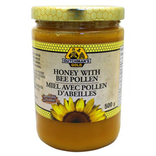 Load image into Gallery viewer, 12 x 500克花粉蜂蜜 • Honey with Bee Pollen 500g &b