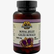 ROYAL JELLY CAPSULES 90 counts